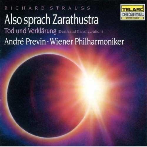 Previn: Richard Strauss - Also Sprach Zarathustra, Tod und Verklärung (FLAC)
