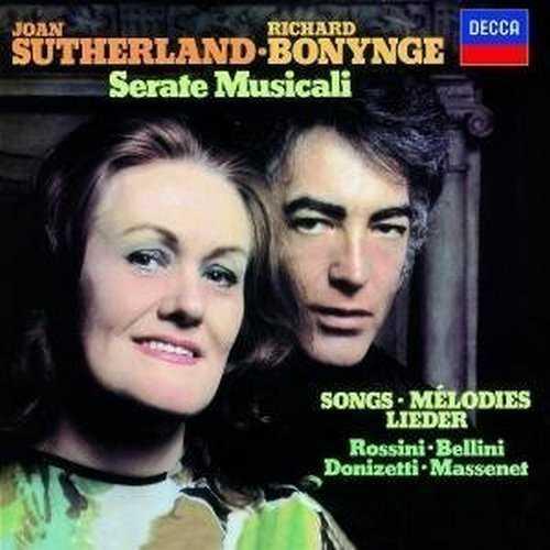Sutherland, Bonynge: Serate Musicali (2 CD, APE)