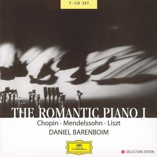 Barenboim - The Romantic Piano (7 CD box set, APE)