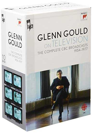 Glenn Gould on Television: The Complete CBC Broadcasts (10 DVD9)