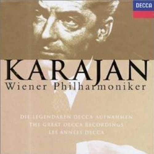 Karajan - The Great Decca Recordings 1959-1963 (9 CD APE)