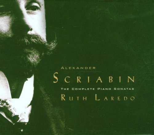 Laredo: Scriabin - Complete Piano Sonatas (2 CD, FLAC)