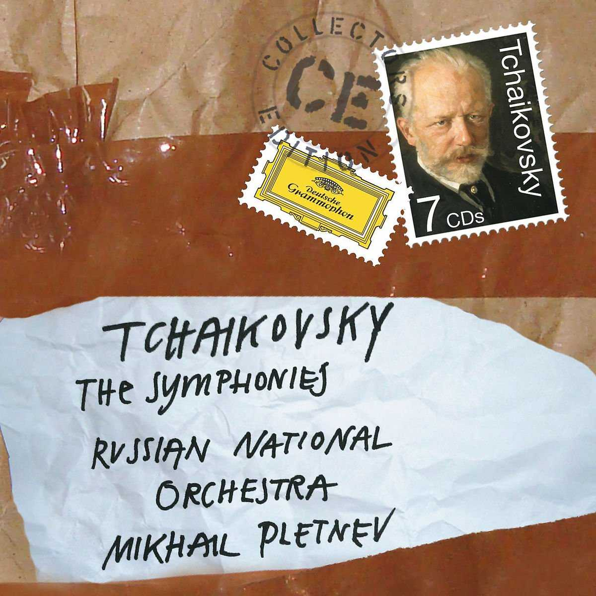Tchaikovsky: The Symphonies (7 CD box set, FLAC)