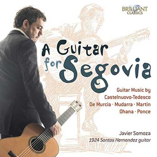 Somoza - A Guitar for Segovia (24bit/96kHz, FLAC)