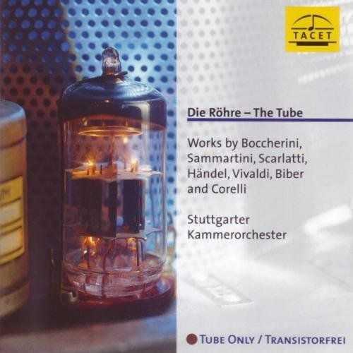 Stuttgarter Kammerorchester - The Tube (SACD, ISO)