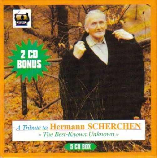"""Tribute to Hermann Scherchen """"The Best-Known Unknown"""" (5 CD, FLAC)"""