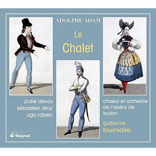 Adolphe Adam - Le chalet (24/44 FLAC)
