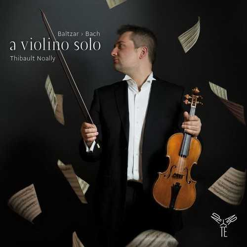 Noally - A Violino Solo (24/96 FLAC)
