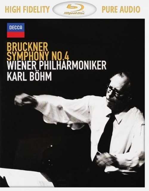 Bohm: Bruckner - Symphony no.4 (BDMV)