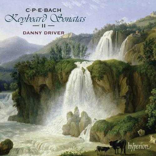 Driver: C.P.E. Bach - Keyboard Sonatas vol II (24/96 FLAC)