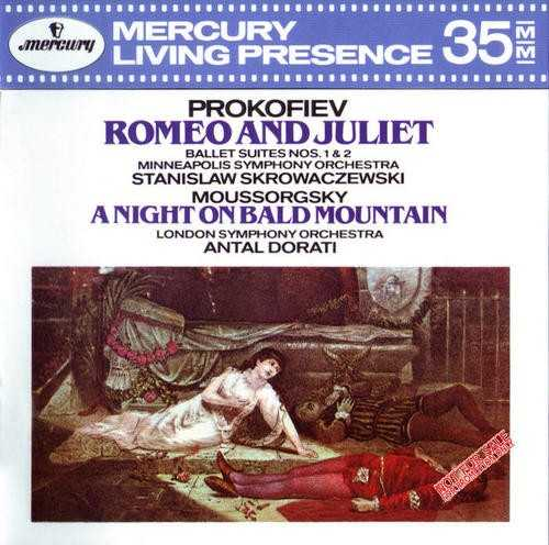 Prokofiev - Romeo & Juliet, Suites no. 1,2; Mussorgsky - Night on Bald Mountain (APE)