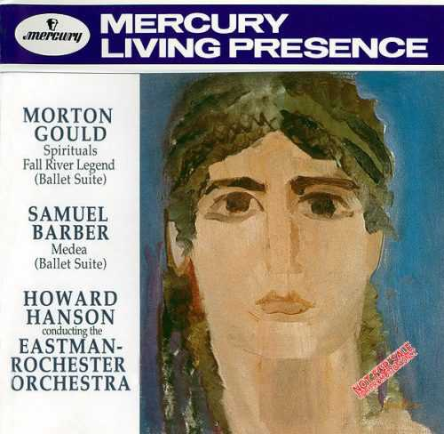 Gould - Spirituals, Fall River Legend, Ballet Suite; Barber - Medea, Ballet Suite (APE)