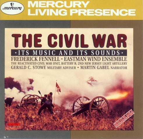 The Civil War: Its Music and Its Sounds (2 CD, APE)