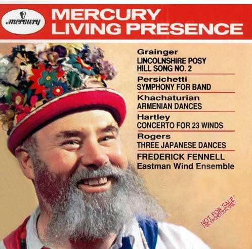 Fennell Conducts Grainger, Persichetti & Khatchaturian