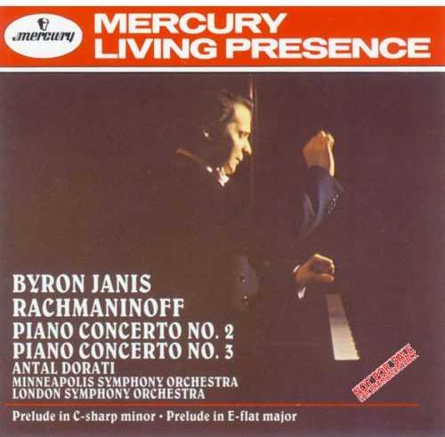 Janis: Rachmaninov - Piano Concertos no.2, 3; Prelude in E flat (APE)