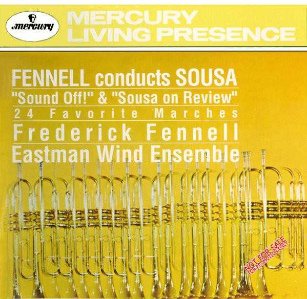 Fennell conducts Sousa: 24 Favorite Marches (APE)