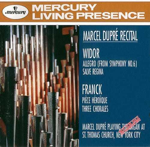 Marcel Dupre Organ Recital (APE)