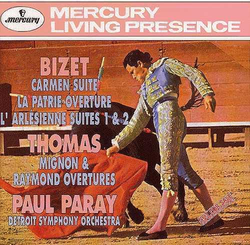 Paray Conducts Bizet & Thomas (APE)