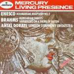 Enesco - Romanian Rhapsody No. 2; Brahms - Hungarian Dances, Variations on a Theme of Haydn (APE)