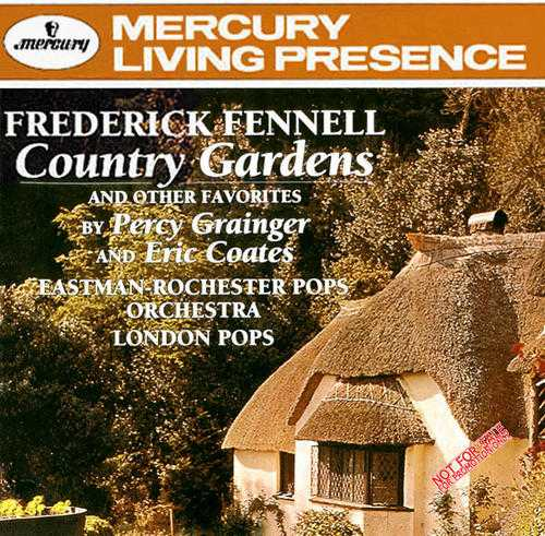 Frederick Fennell - Country Gardens (APE)