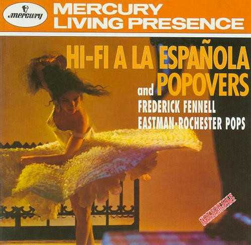 Hi-Fi a la Espanola and Popovers (APE)