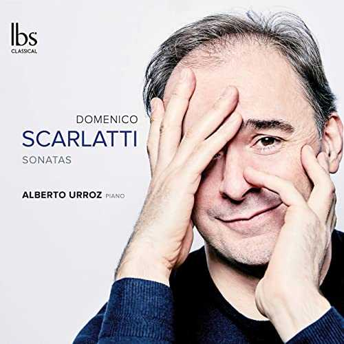 Alberto Urroz: Scarlatti - Keyboard Sonatas (24/96 FLAC)
