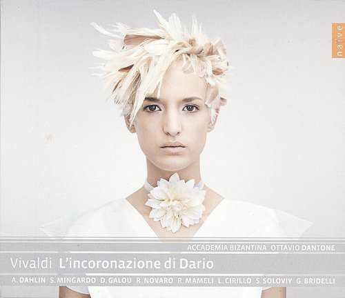 The Vivaldi Edition: L'incoronazione di Dario (3 CD, APE)