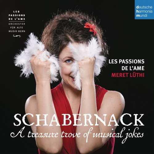 Schabernack - A Treasure Trove of Musical Jokes (24/96 FLAC)