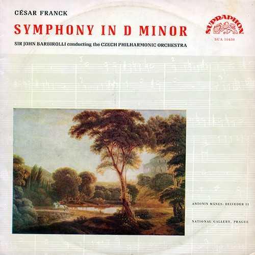 Barbirolli: Franck - Symphony in D minor (24/44 FLAC)