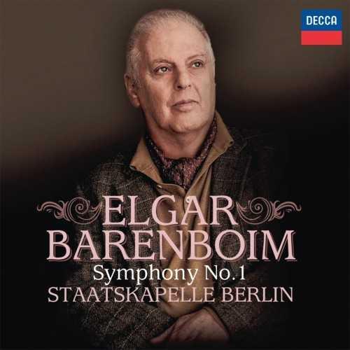 Barenboim: Elgar - Symphony no.1 in A Flat Major op.55 (24/96 FLAC)