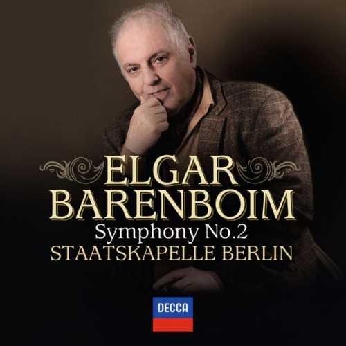 Barenboim: Elgar - Symphony no.2 in E flat major op. 63 (24/96 FLAC)