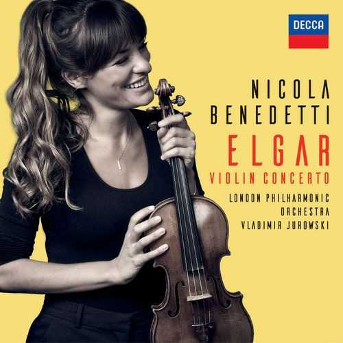 Bendetti: Elgar - Violin Concerto (24/96 FLAC)