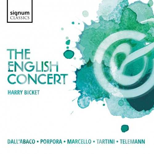 Bicket: The English Concert - Concertos (24/96 FLAC)