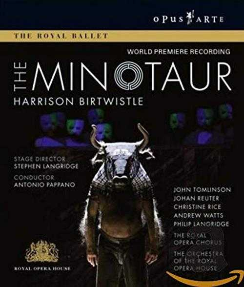 Birtwistle: The Minotaur (24/48 FLAC)