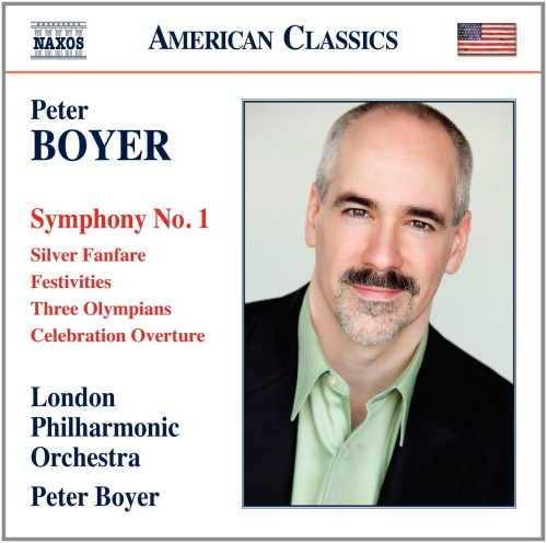 Peter Boyer - Symphony no.1 (24/96 FLAC)