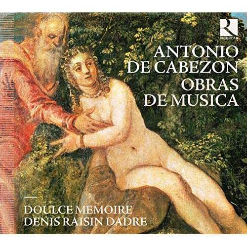 Antonio de Cabezon - Obras de Musica (24/88 FLAC)