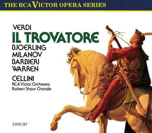 Cellini: Verdi - Il Trovatore (2 CD APE)