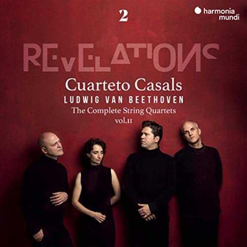 Cuarteto Casals: Beethoven - Revelations vol.2 (24/96 FLAC)