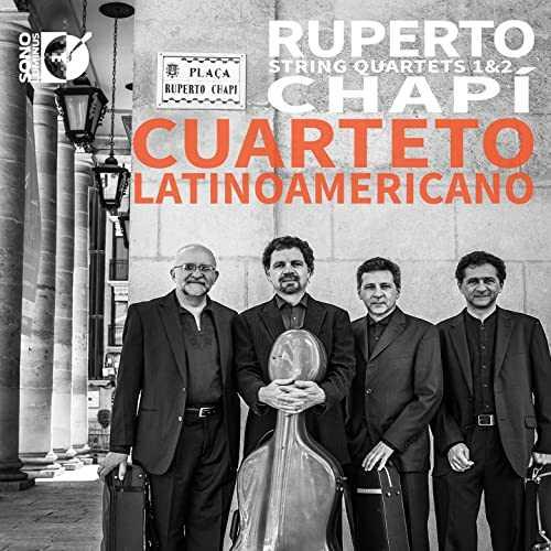 Cuarteto Latinoamericano: Chapi - String Quartets (24/96 FLAC)