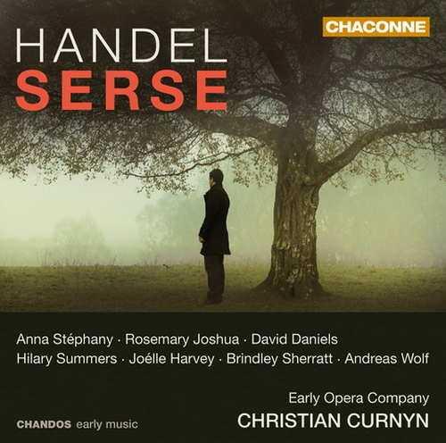Curnyn: Handel - Serse, HWV 40 (3 CD 24/96 FLAC)