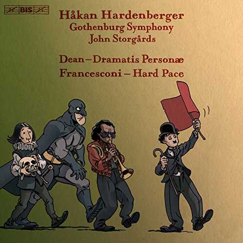 Storgards: Hakan Hardenberger plays Dean and Francesconi (24/96 FLAC)