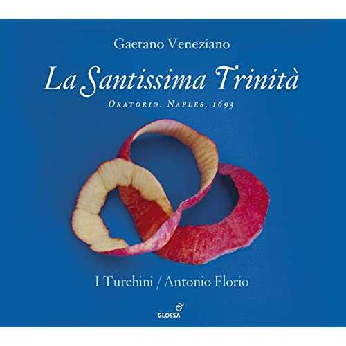 Florio: Veneziano - La Santissima Trinita (24/96 FLAC)