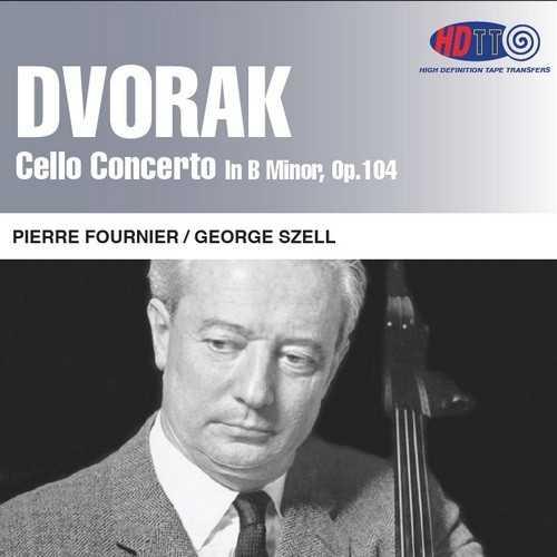 Fournier, Szell: Dvorak - Cello Concerto (24/192 FLAC)