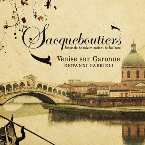 Giovanni Gabrieli - Venise sur Garonne (24/44 FLAC)