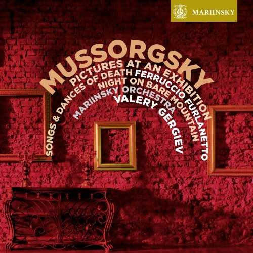 Gergiev: Mussorgsky: Pictures at an Exhibition, Songs and Dances of Death, Night on Bare Mountain (24/96 FLAC)