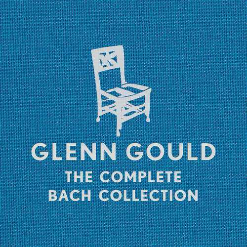 Glenn Gould - The Complete Bach Collection (38 CD box set FLAC)