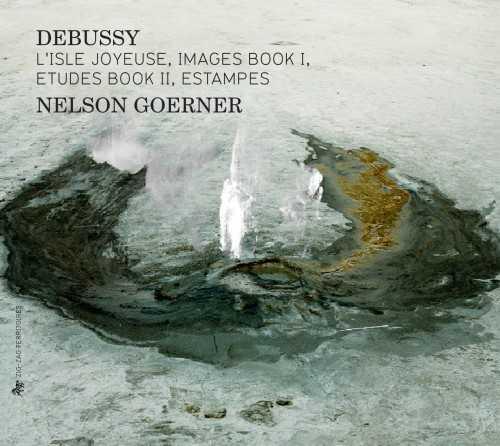 Goerner: Debussy - L'isle joyeuse, Images Book I, Etudes Book II, Estampes (24/88 FLAC)