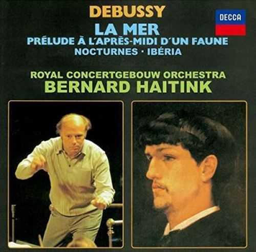 Bernard Haitink: Debussy – La Mer (SACD ISO)
