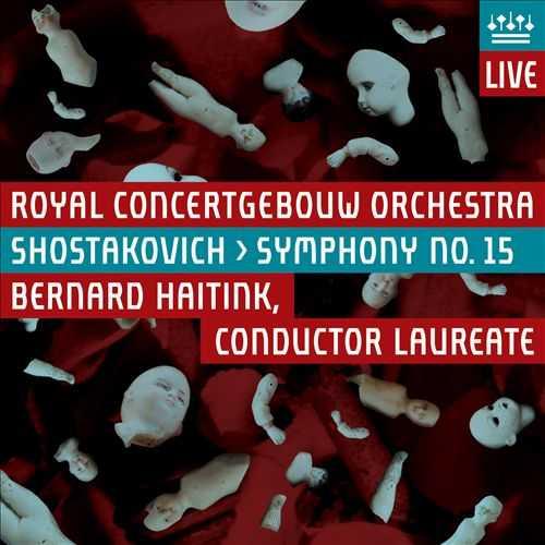Haitink: Shostakovich - Symphony no.15 (24/96 FLAC)