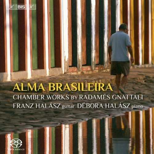 Alma Brasileira: Chamber Works by Radames Gnattali (24/96 FLAC)